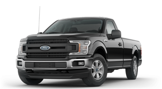 2019 Ford F-150 XL XL 4WD Reg Cab 6.5 Box
